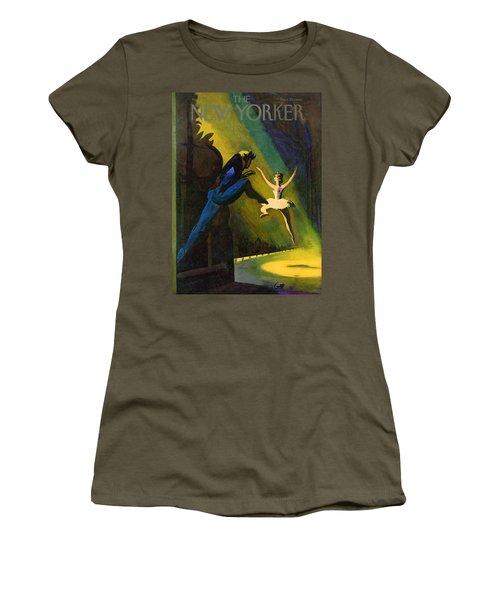 New Yorker November 3, 1951 Women's T-Shirt