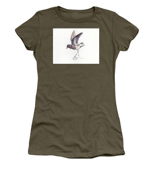 New Zealand Storm Petrel Women's T-Shirt