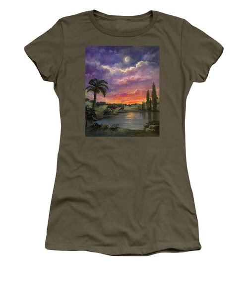 Night By Light Of Day Women's T-Shirt