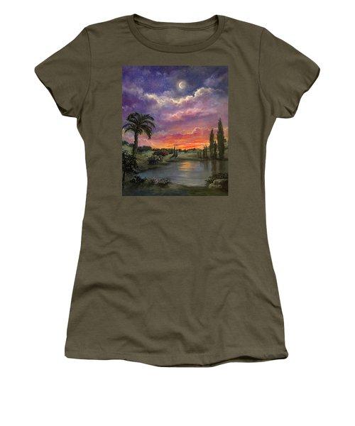 Night By Light Of Day Women's T-Shirt