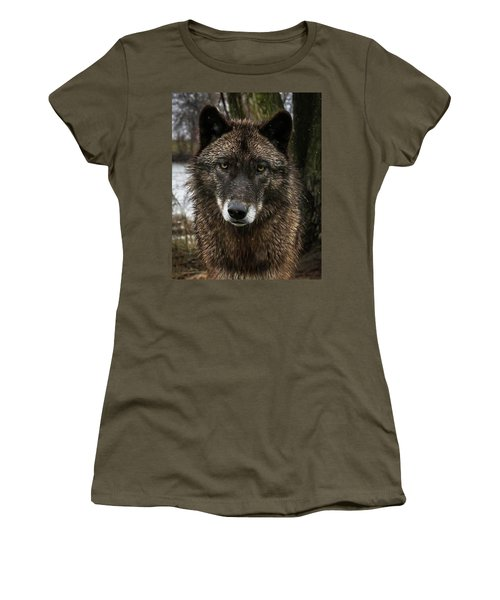 Niko Portrait Women's T-Shirt