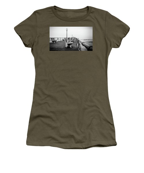 Ocean Grove Pier 2 Women's T-Shirt