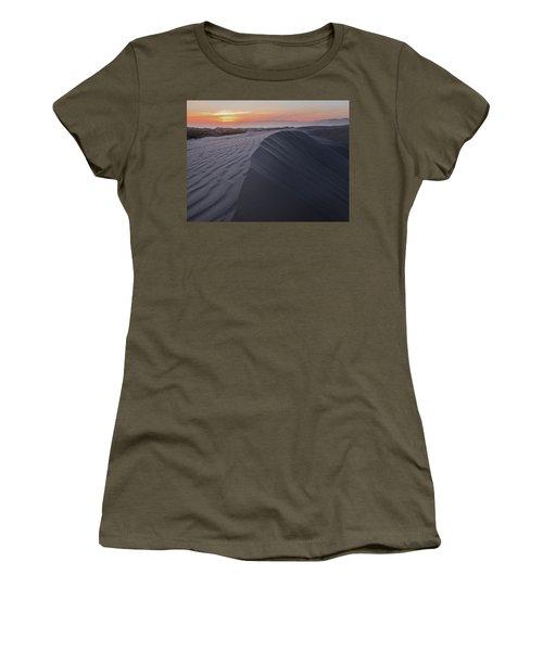 Oceano Dunes Sunset Women's T-Shirt
