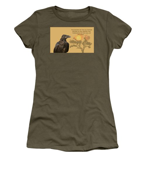 Odin's Raven Women's T-Shirt
