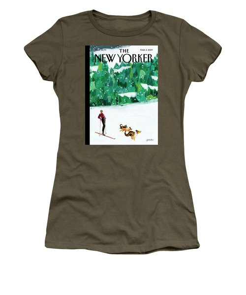 Off The Path Women's T-Shirt