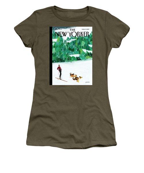 Off The Path Women's T-Shirt