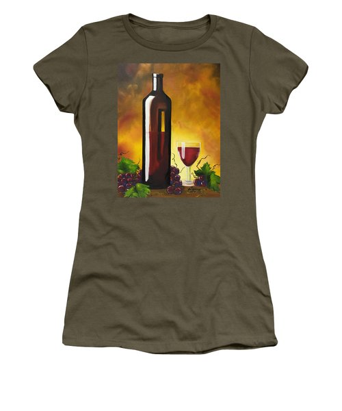 Okanagan Red  Women's T-Shirt