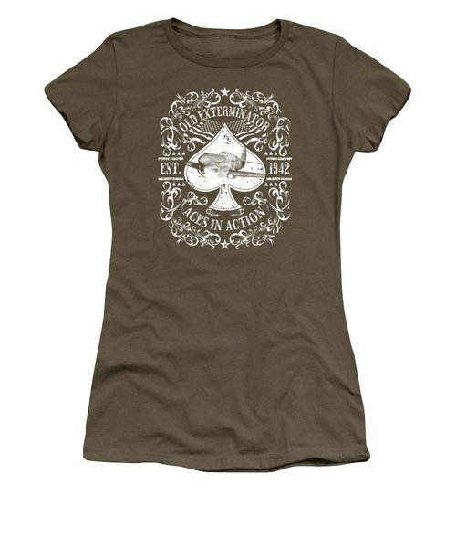 Old Exterminator Est. 1942 Women's T-Shirt