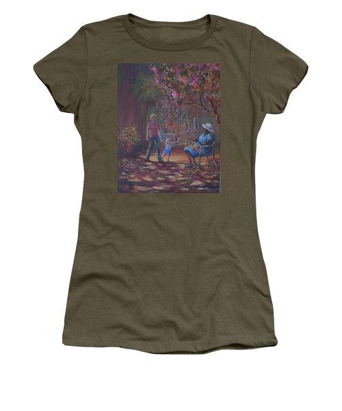Old Friends Women's T-Shirt