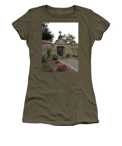 Old Mission Gate Women's T-Shirt