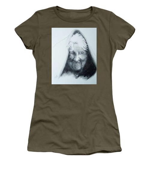Old Woman Women's T-Shirt
