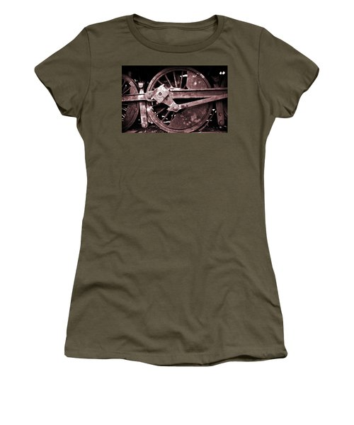 One Of The Six In 4-6-2 Women's T-Shirt