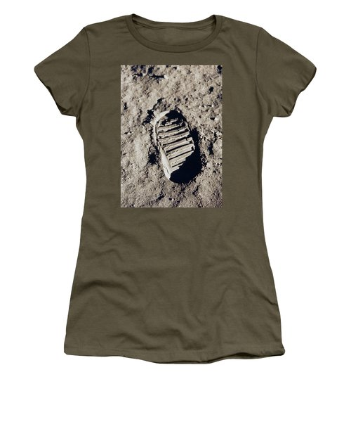 One Small Step For Man Women's T-Shirt