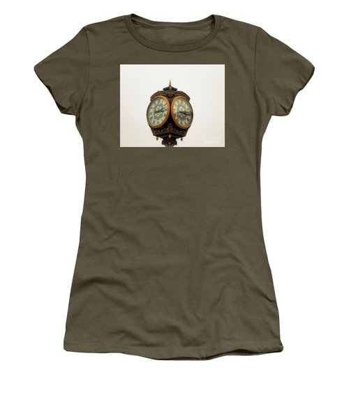 Outside Timepiece Women's T-Shirt