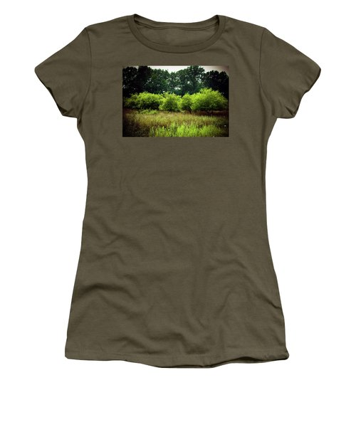 Women's T-Shirt featuring the photograph Overgrown by Michelle Wermuth