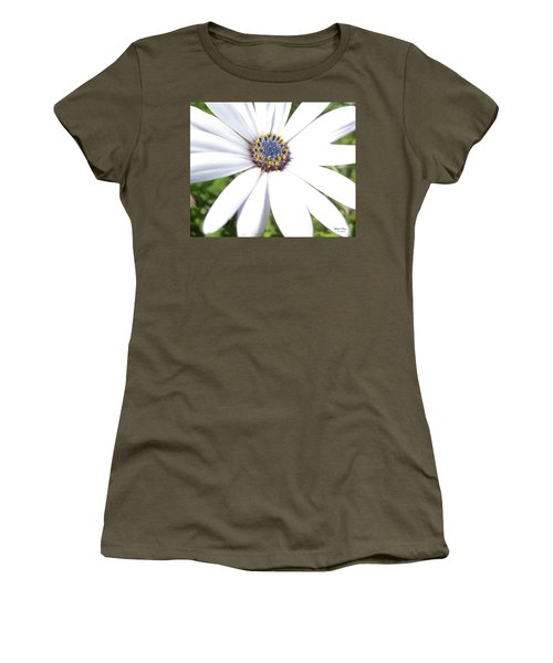 Page 13 From The Book, Peace In The Present Moment. Daisy Brilliance Women's T-Shirt