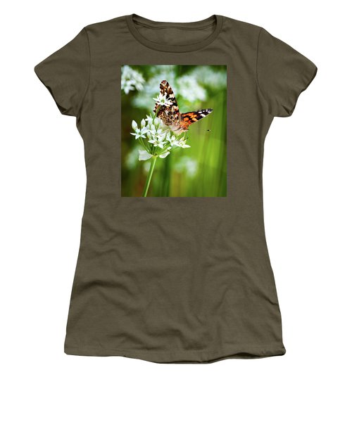 Painted Lady II Women's T-Shirt