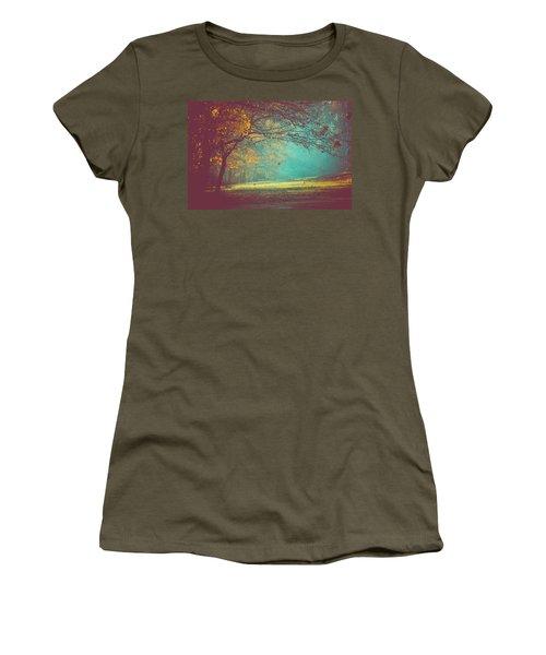 Painted Sunrise Women's T-Shirt