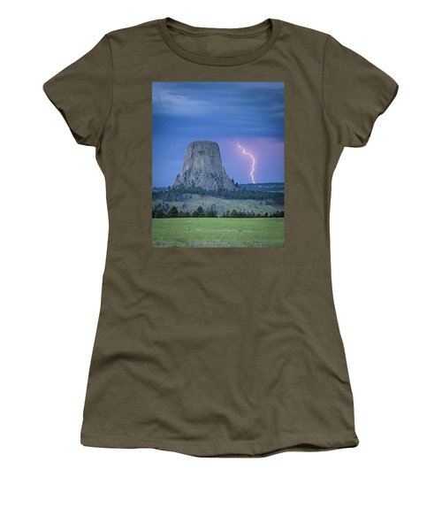 Parallel The Tower Women's T-Shirt