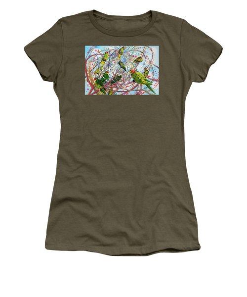 Parrot Bramble Women's T-Shirt