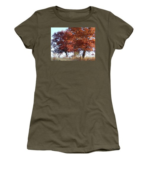 Passing Autumn Women's T-Shirt