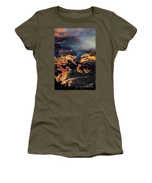 Passing Storm Women's T-Shirt