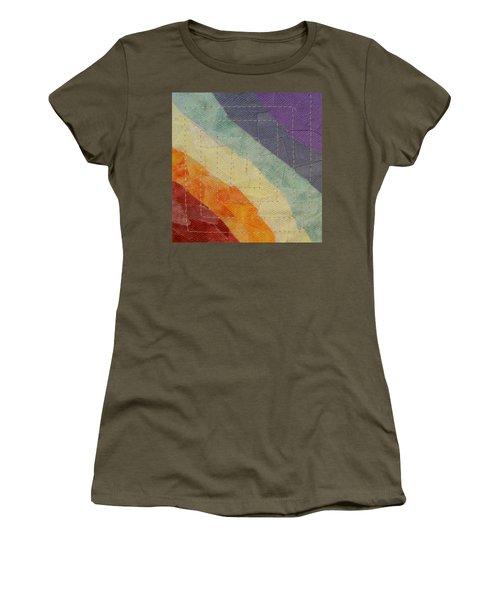Pastel Color Study Women's T-Shirt