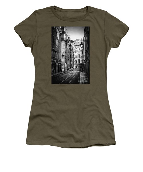 Peace Within  Bw Women's T-Shirt