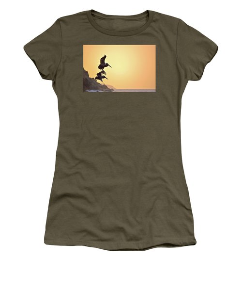 Pelican Down Women's T-Shirt