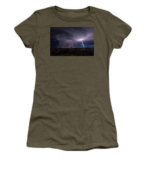 Thunderstorm #3 Women's T-Shirt