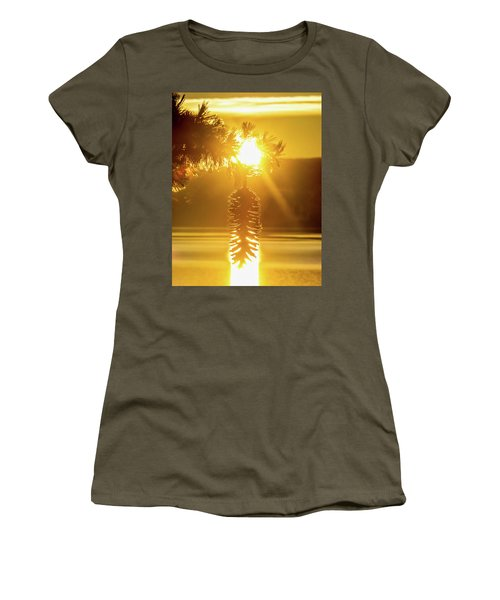 Pine Cone Fire Women's T-Shirt