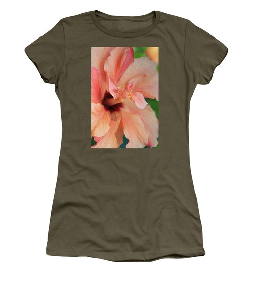 Pink Hibiscus Women's T-Shirt