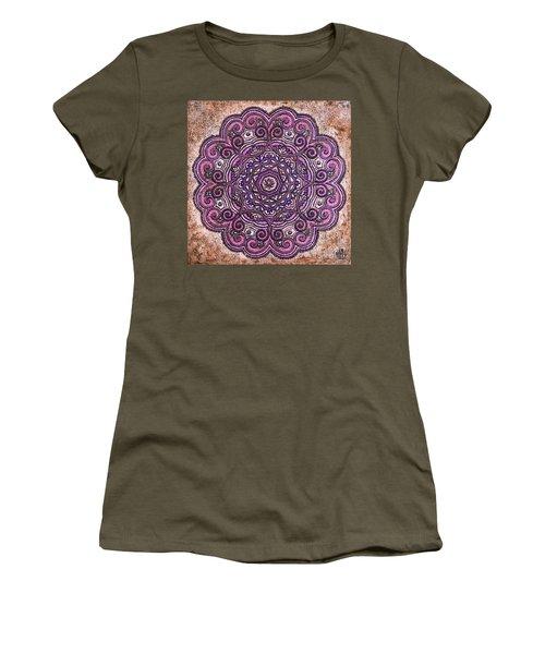 Pink Mandala Women's T-Shirt