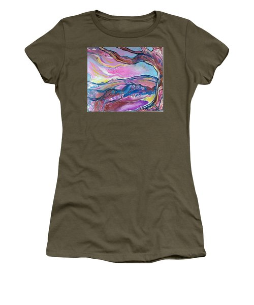 Pink Sky Women's T-Shirt