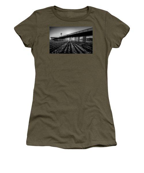 Pismo Beach Pier Women's T-Shirt