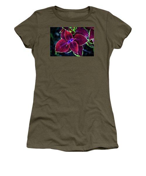 Plum Tones Women's T-Shirt