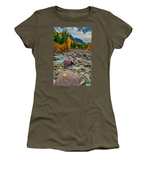 Point Of Color Women's T-Shirt