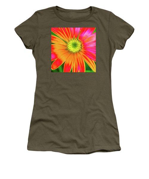 Pop Art Osteospermum 2 Women's T-Shirt