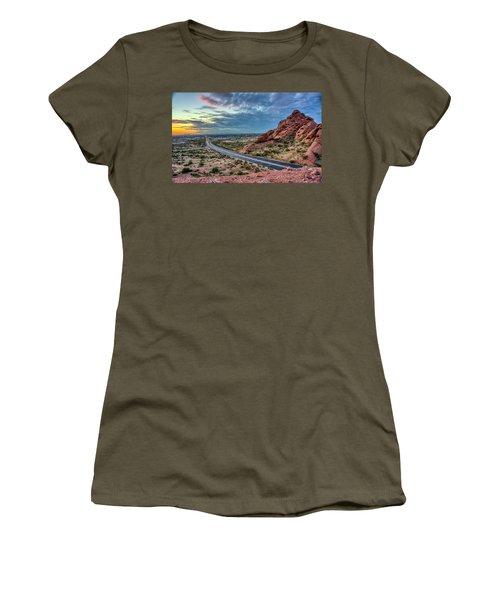 Popago Park Views  Women's T-Shirt
