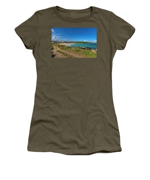 Porthmeor Beach - St Ives Cornwall Women's T-Shirt