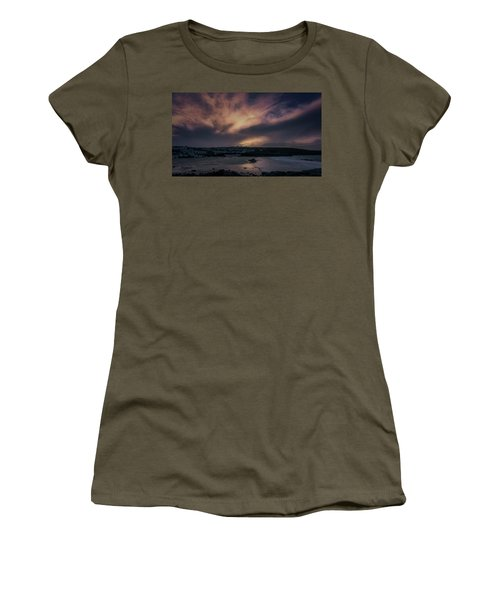 Porthmeor Sunset 4 Women's T-Shirt