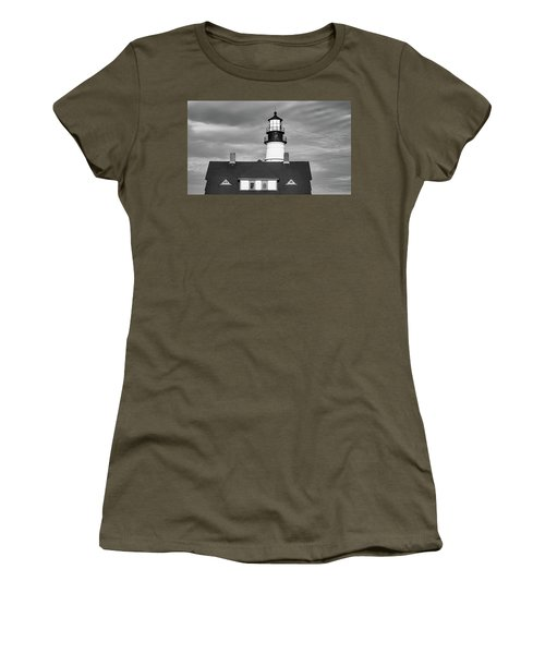 Portland Head Light  Women's T-Shirt