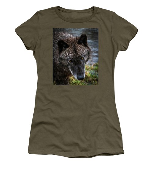 Portrait Niko Women's T-Shirt