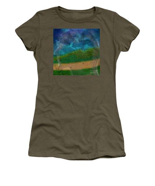 Portrait Of Time Women's T-Shirt