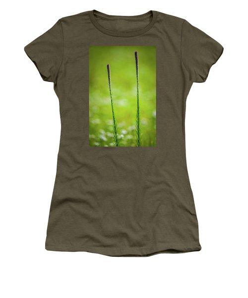 Prairie Blazing Star Women's T-Shirt
