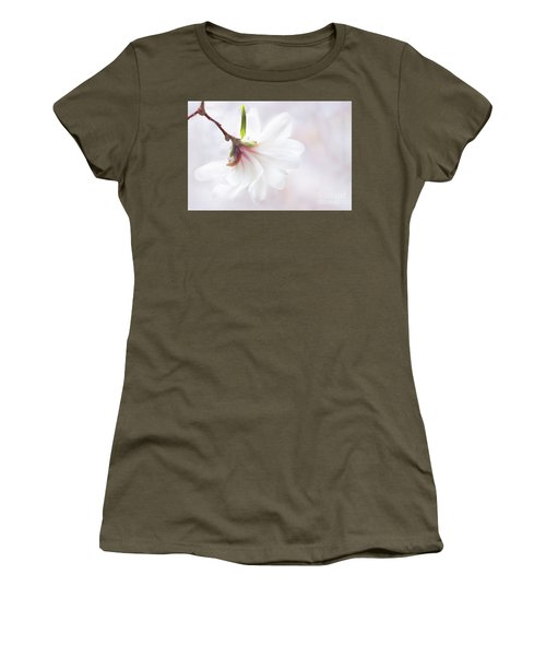 Pretty In Pastel Star Magnolia Women's T-Shirt