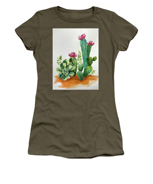 Prickly Cactus Women's T-Shirt