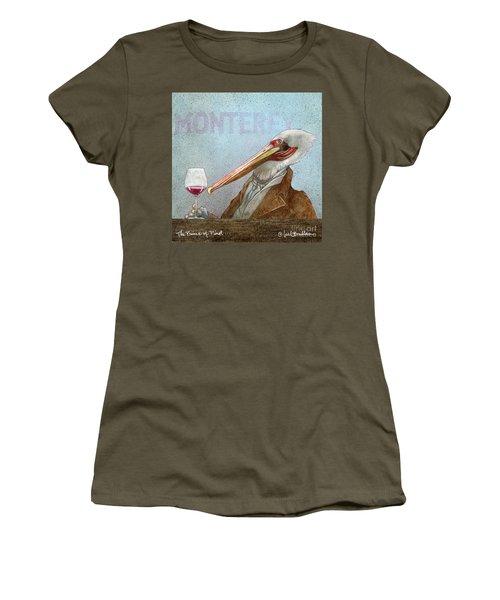 Prince Of Pinot, The Women's T-Shirt