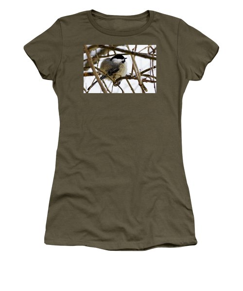 Puffed Up Women's T-Shirt