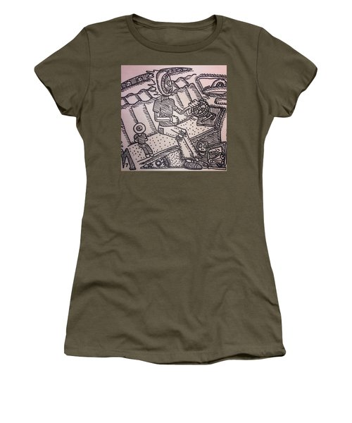 Pupil And Student Women's T-Shirt